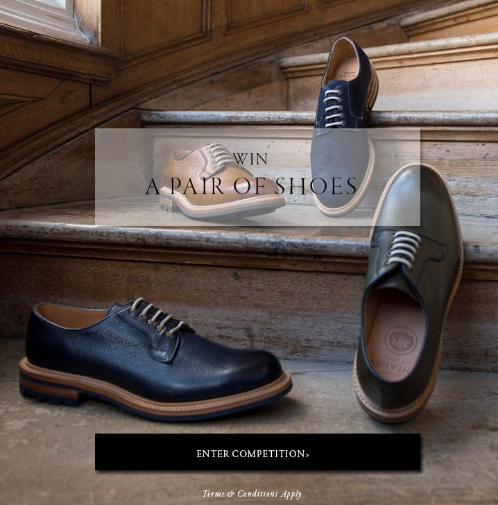 Win a pair of shoes