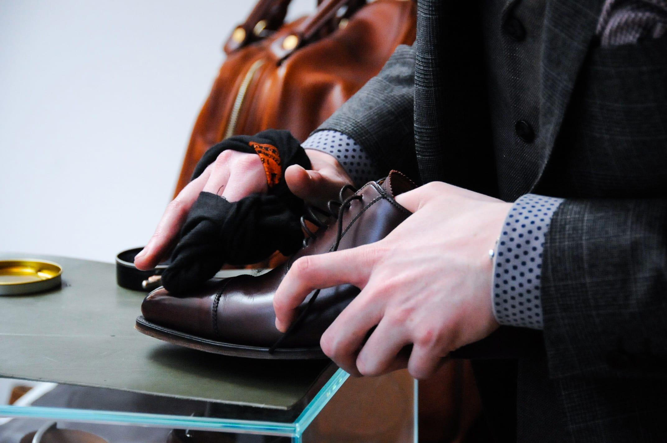 Shoe Polishing: A Step-By-Step Guide