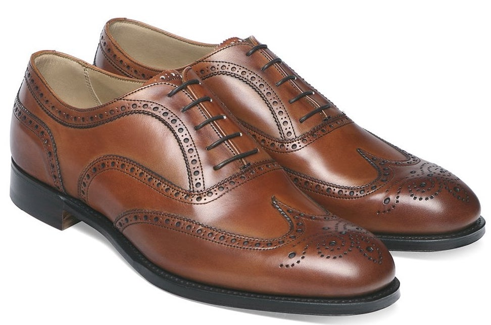 brogues, timeless shoes every man should own, types of shoes for men