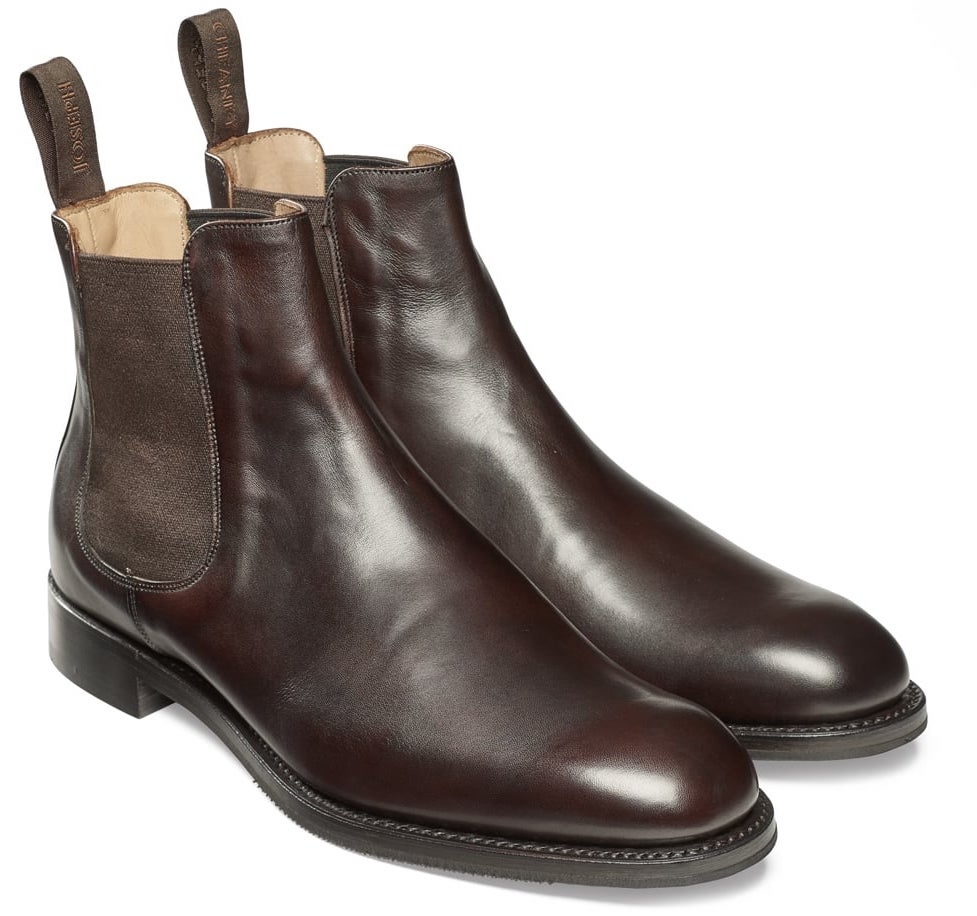 chelsea boots, timeless shoes every man should own, types of shoes for men