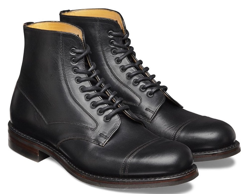 derby boots, timeless shoes every man should own, types of shoes for men