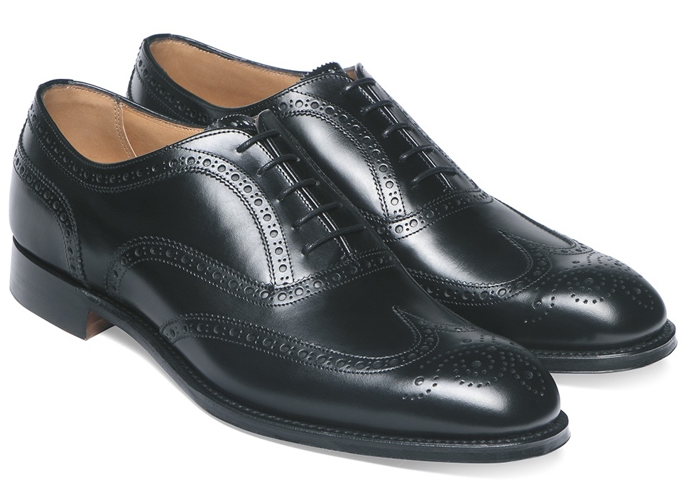 oxford brogues, what makes an oxford an oxford?