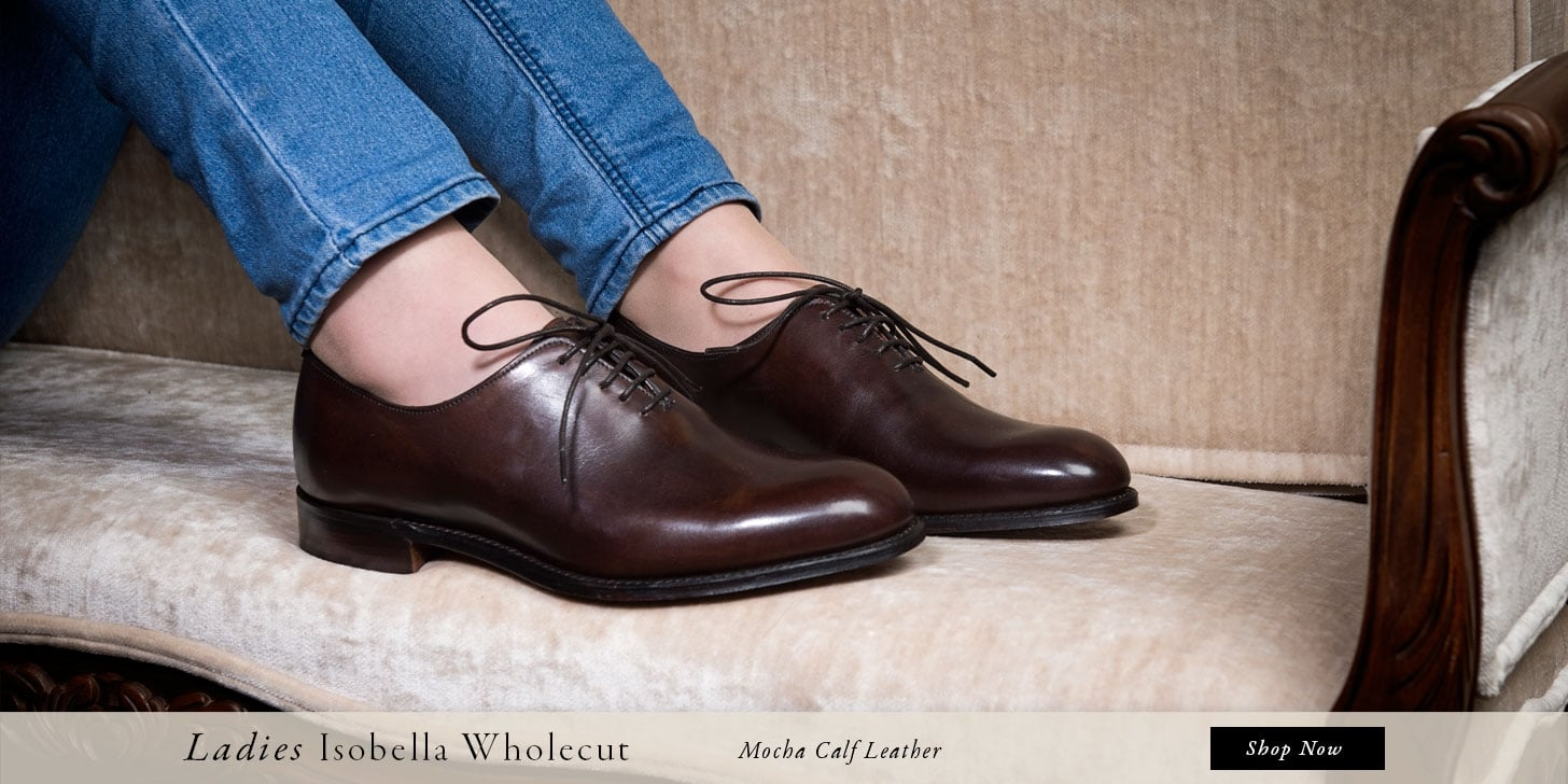 Ladies Isobella Oxford Wholecut