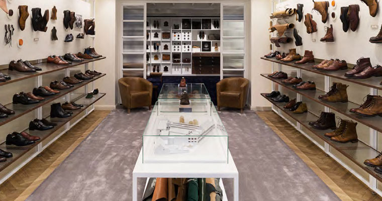 New Cheaney Flagship Store opens in Jermyn St London