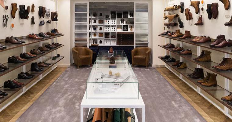 shoe stores london