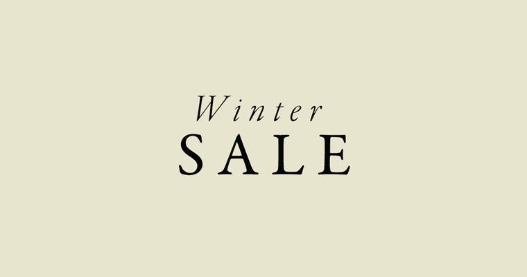 Men's & Ladies Winter Sale Now On