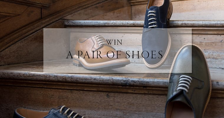 Win a pair of shoes | Enter our competition