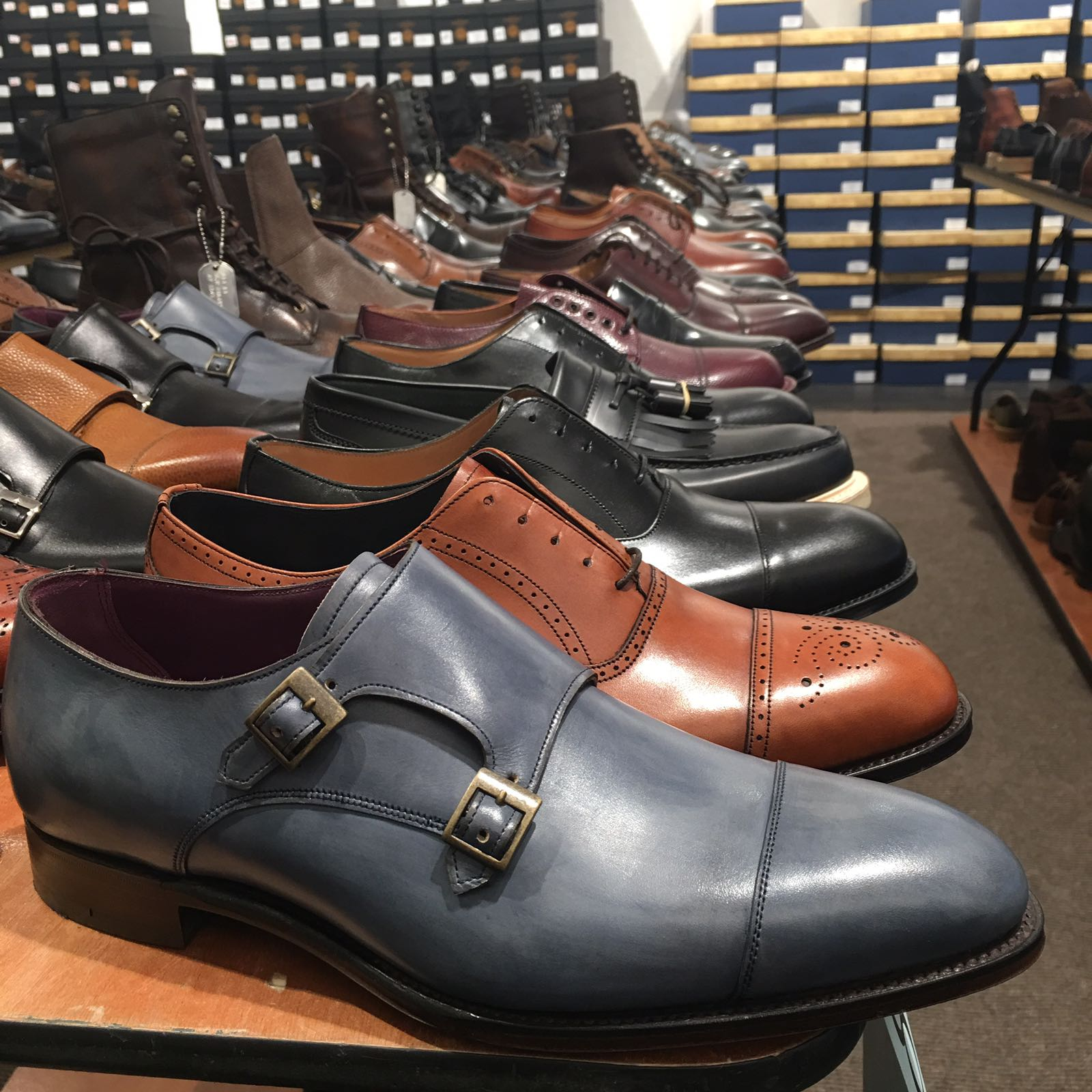 cheaney shoe sale