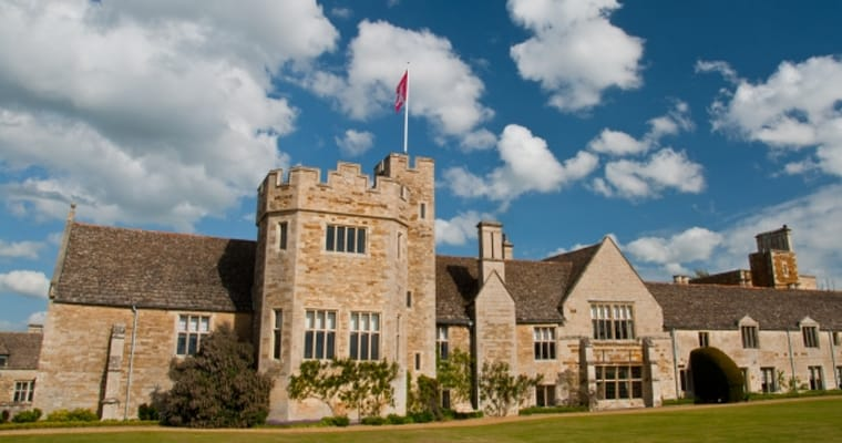 The History of Rockingham Castle