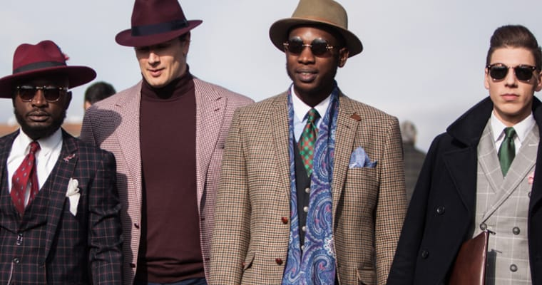 Cheaney at Pitti Uomo 92