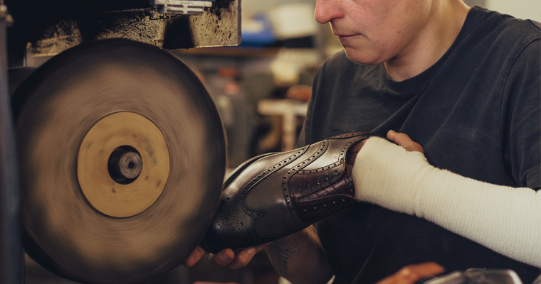An Interview with the Cheaney Shoe Room