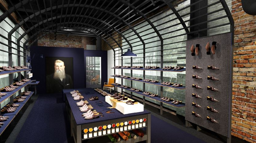 New Cheaney Store; Coal Drops Yard