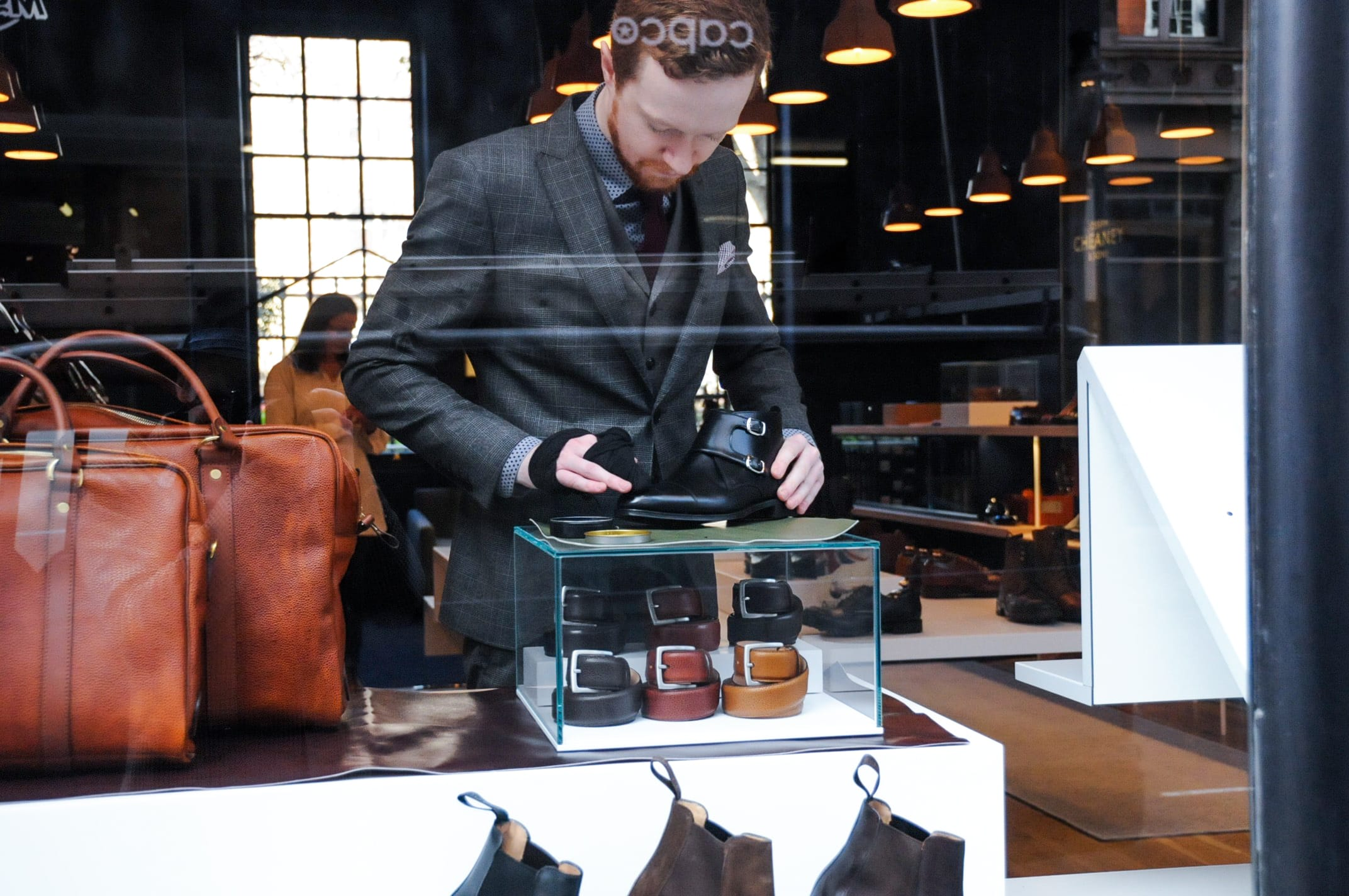 Ask Alex: Shoe Polishing: A Step-By-Step Guide