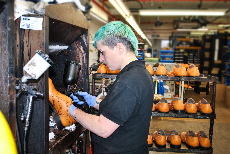 Factory Friday: Spotlight on Julie