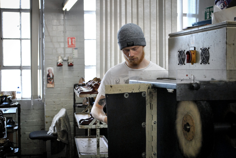 Factory Friday: Spotlight on Aaron