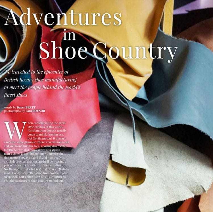 The Essential Journal: British Style Issue