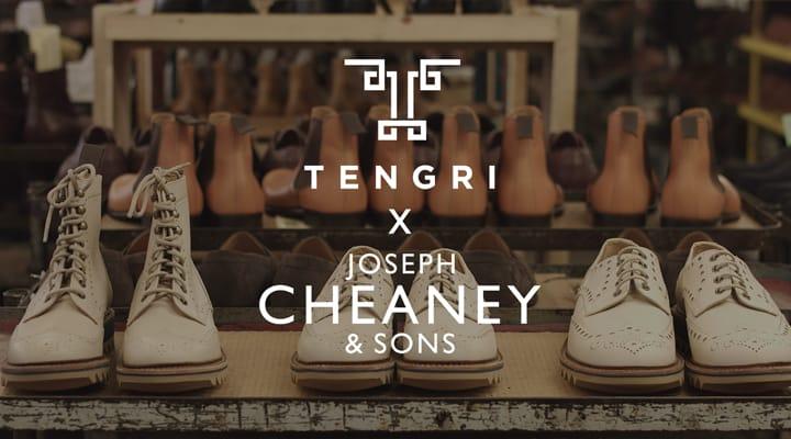 Tengri X Joseph Cheaney