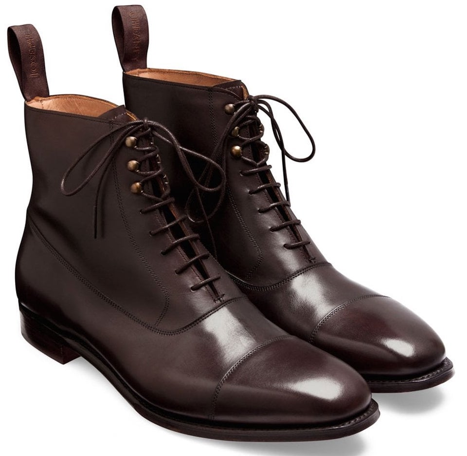 balmoral boots, timeless shoes every man should own, types of shoes for men
