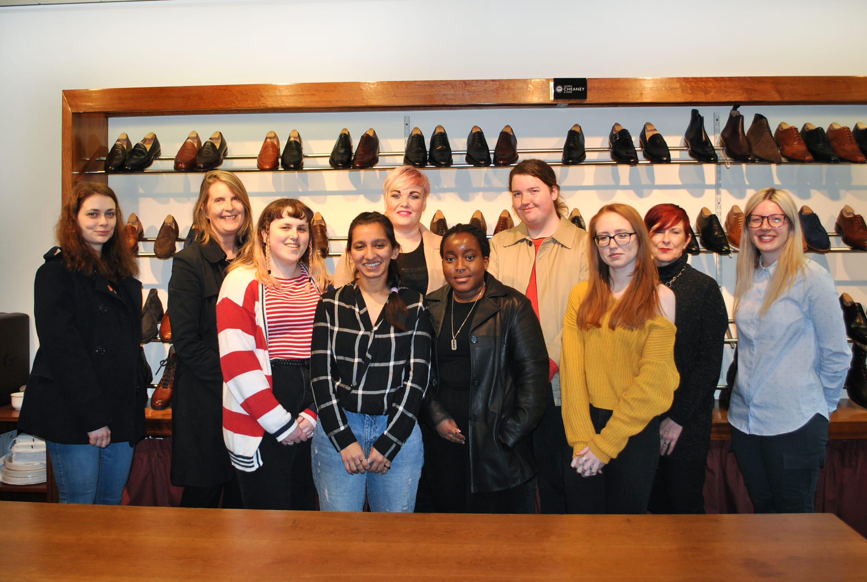 Northampton University Student Visit