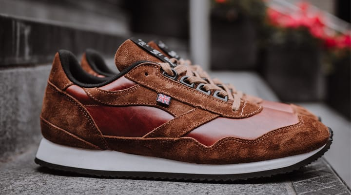 Cheaney X Walsh; Collaborative Unisex Trainer