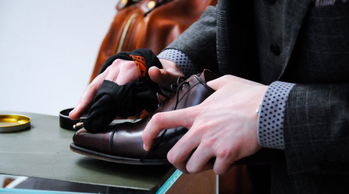 The Cheaney Guide to Caring for Leather Shoes