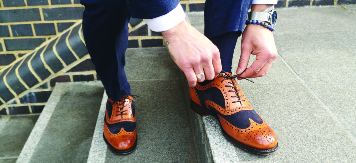 Cheaney Interview; Carlos Tomar on Business, Social Media & Dapper Style