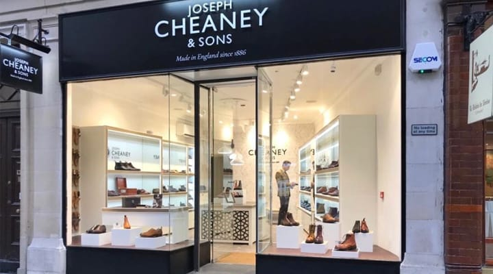 Hello Marylebone; our 8th London Store