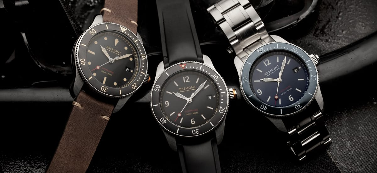 The British Collective: Bremont Chronometers