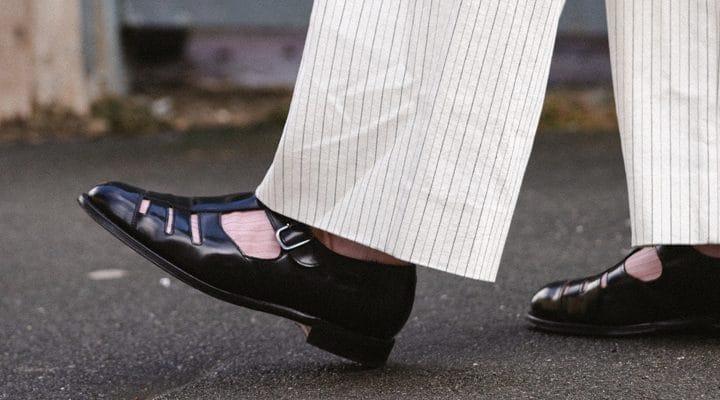 Rambling Man – On the subject of summer footwear decorum