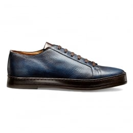 1886 Sneaker in Navy Deer Skin