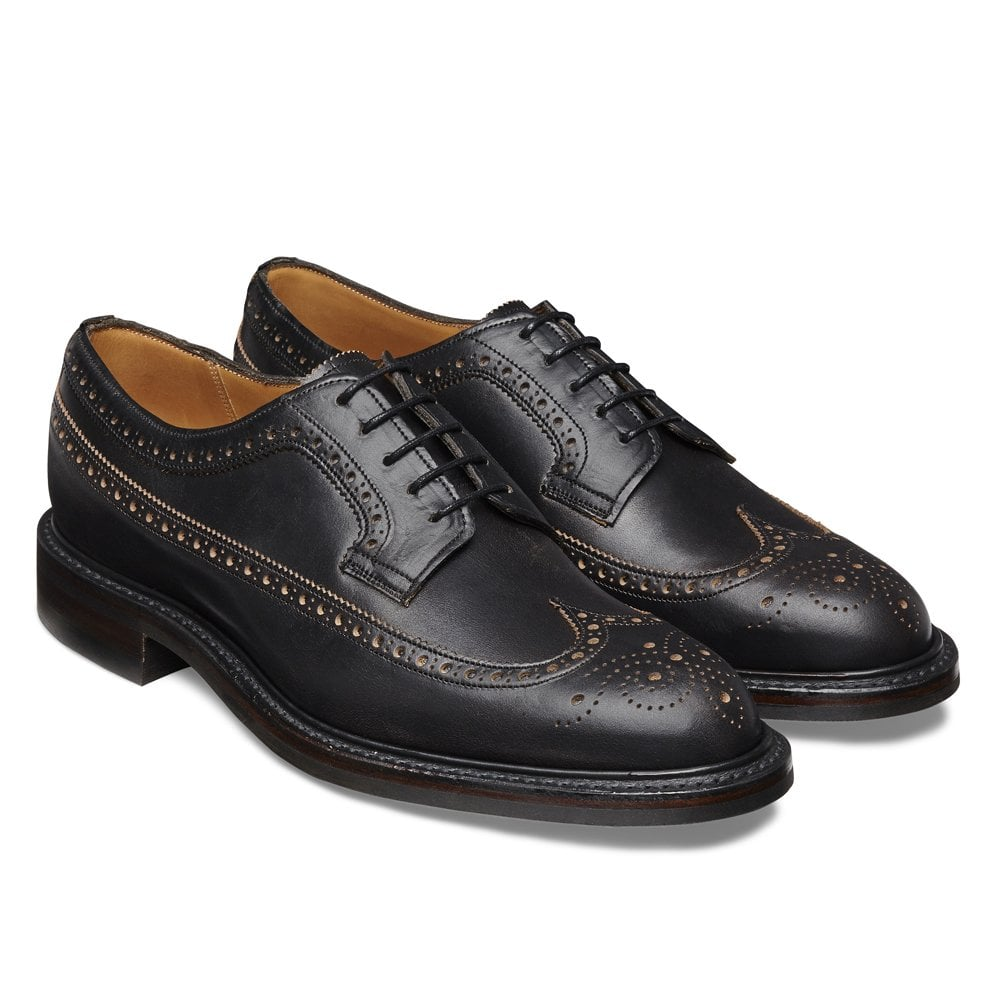 Cheaney Addison R Long Wing Brogue L Men S Brogues L Made In England