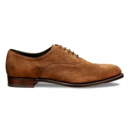 Arthingworth Classic Oxford in Fox Suede
