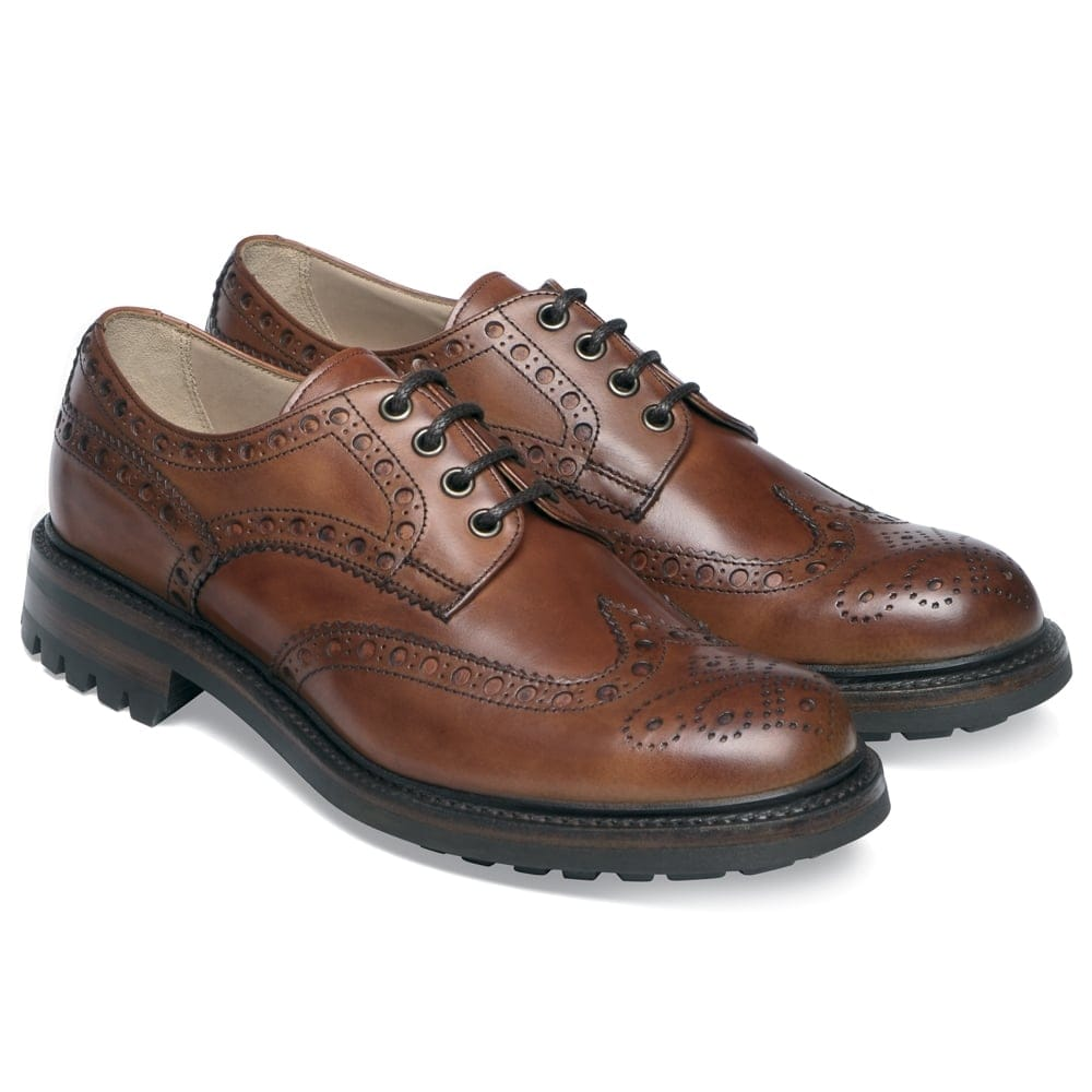 Mens Country Brogues Shoes