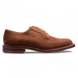 Breakley R Derby in Fox Suede
