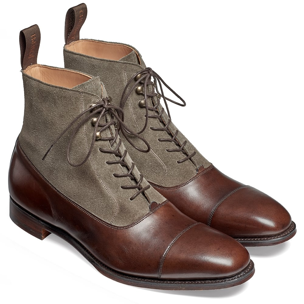 boot c images cheaney brixworth burnished mocha boot hand made in 8158
