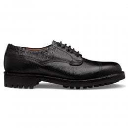 Cairngorm II C Country Derby Veldtschoen in Black Grain