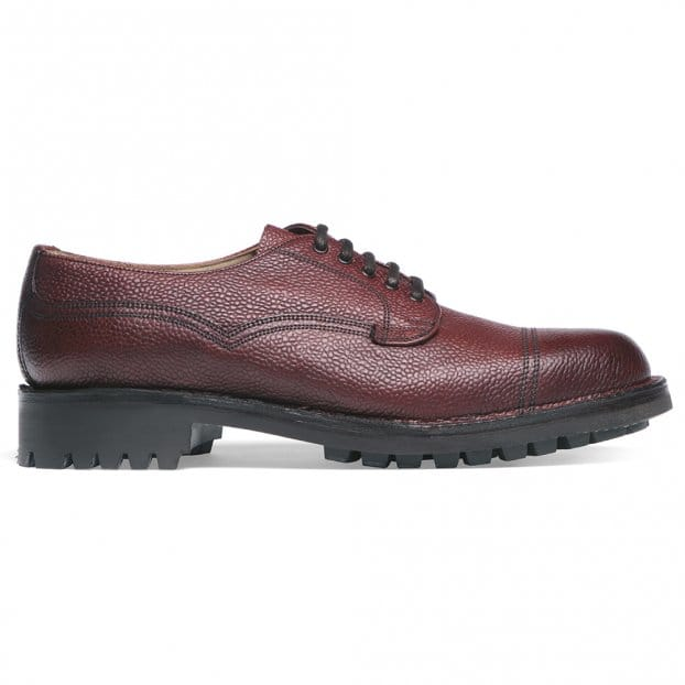 Cheaney Cairngorm II C Country Derby Veldtschoen in Burgundy Grain
