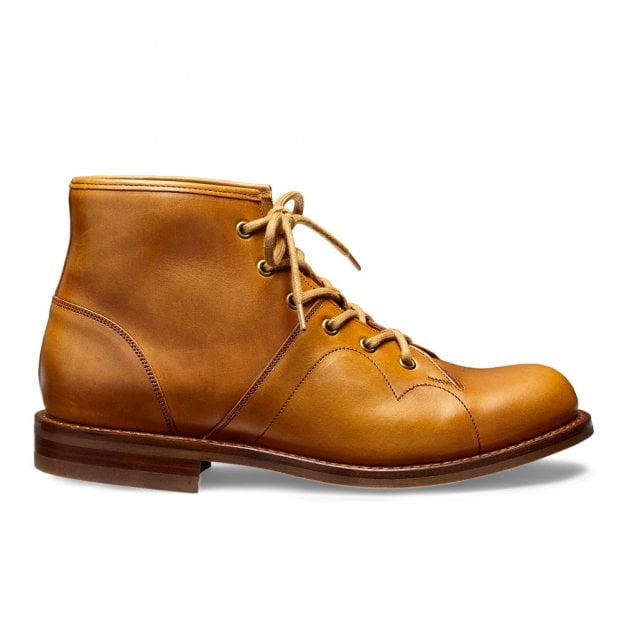 Cheaney Cole R Monkey Boot in Beechnut Chromexcel Leather