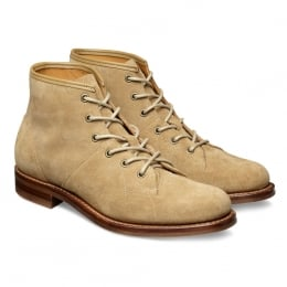 Cole R Monkey Boot in Sughero Castoro Suede