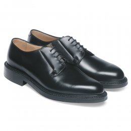 Deal Derby in Black Calf Leather