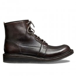 Gateshead Apron Derby Boot in Chicago Tan Chromexcel Leather