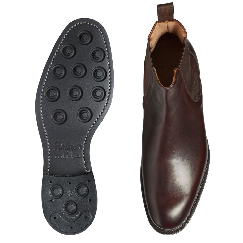 Cheaney Godfrey D | Men's Leather Mocha
