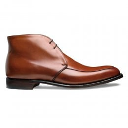 Guilsborough Chukka Boot in Dark Leaf Calf Leather