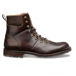 Ingleborough B Hiker Boot in Chicago Tan Chromexcel Leather