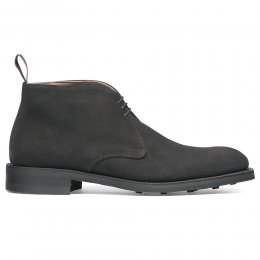 Jackie III R Chukka Boot in Brown Suede