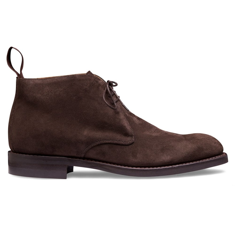 ef2073bab5f Jackie III R Chukka Boot in Brown Suede