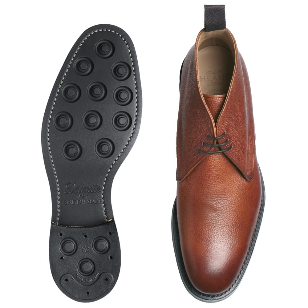 a0897a804c8c Cheaney Jackie III R | Mens Mahogany Chukka Boot | Made in England