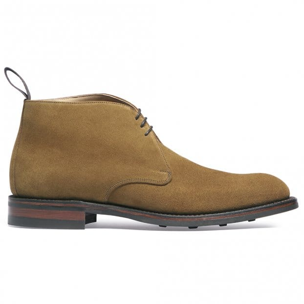 Cheaney Jackie III R Chukka Boot in Maracca Suede