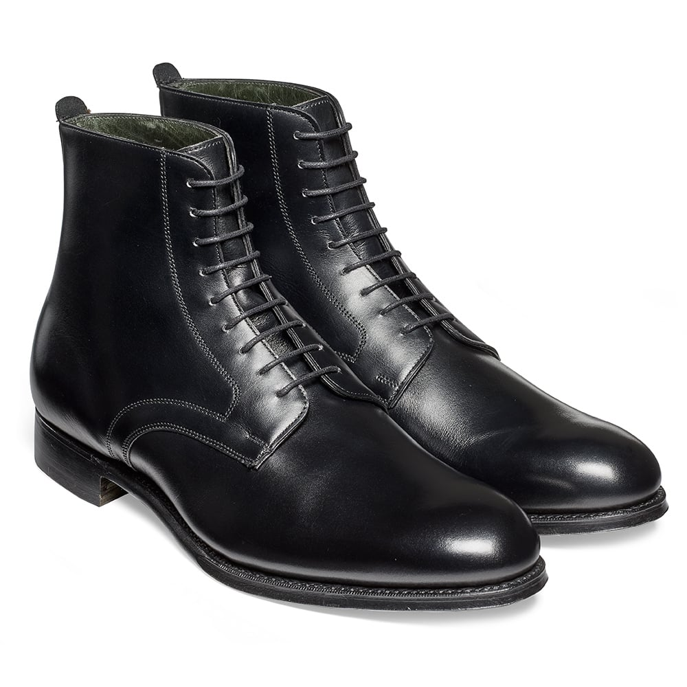 Cheaney King | Men's Black Leather