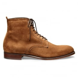 King ll Derby Boot in Fox Suede